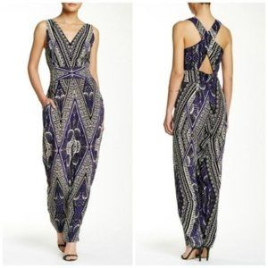NWT Cynthia Steffe Melie Crossback Jumpsuit 2